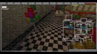 getlinkyoutube.com-Minecraft: Five Nights at Freddy's mod Teaser #2 - Cameras