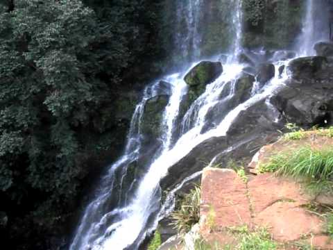 Cachoeira dos Pingas - Triunfo Pernambuco - Parte 2