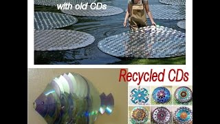 50 Amazing projects with old cd´s