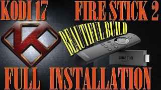 getlinkyoutube.com-JAILBREAK KODI 17 ON THE AMAZON FIRE TV STICK UNLOCK