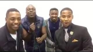 Babes wodumo wololo scathamiya version.
