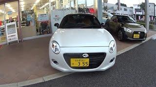 getlinkyoutube.com-ダイハツ コペン Cero(セロ)公道試乗 MT編  DAIHATSU COPEN Cero Test drive