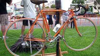 getlinkyoutube.com-1972 Colnago Super Pantagrafata Bicycle