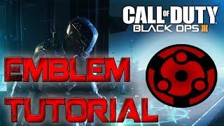 getlinkyoutube.com-Black Ops 3 Emblem Tutorials - Madara Eternal Mangekyou Sharingun