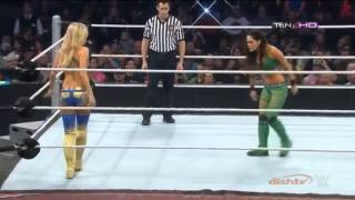 2/3/15: Brie Bella vs. Summer Rae