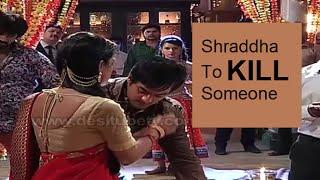 getlinkyoutube.com-PIYA RANGREZZ: SHOCKING! Shraddha To Shoot Someone? Latest Video (On Location)- 12th August 2015
