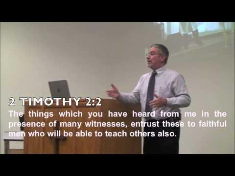 2013 Pastors' Conference #6 - Eric Bush