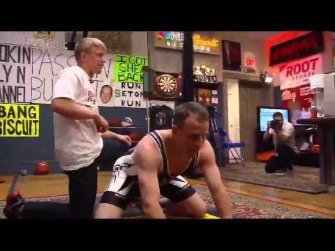 Dake vs Paulie 5/16/13