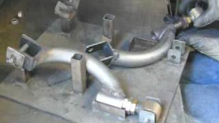 getlinkyoutube.com-Parts Shop MAX newest super low S-Chassis camber arm fabrication