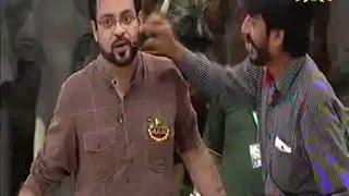 getlinkyoutube.com-Pakistan Ramzan 16th Iftar with Aamir Liaqat - July 15