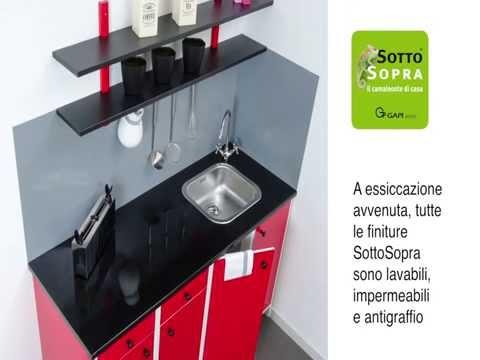 Come cambiare colore e stile alla propria cucina tutto - Cambiare colore ai mobili ...