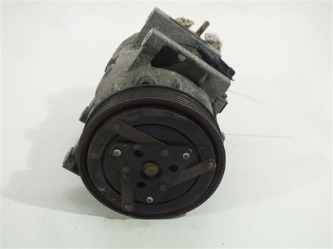 Ремонт компрессора кондиционера Nissan Avenir Часть 1 (Снятие шкива)