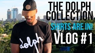 getlinkyoutube.com-The Dolph Collection - Shirts are in! Vlog 1