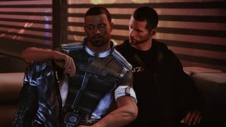 getlinkyoutube.com-Mass Effect: Complete Steve Cortez Romance