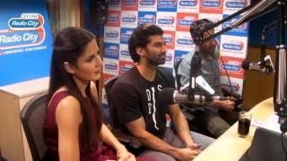 Katrina Kaif's red hair story in Fitoor, with the cast and RJ Sucharita | RadioCity 91.1 FM | Mumbai