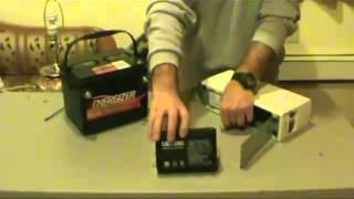 getlinkyoutube.com-طريقة تحويل كهرباء من 12 فولت الى 220 فولت | بداية هندسية