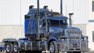 Heavy Haulage Australia Mega Trucker's Mack BIG DOG 1