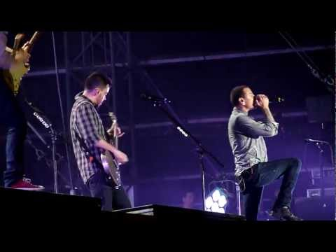 HD - Linkin Park - Bleed it Out  (Sabotage Bridge) live @ Nova Rock 2012, Austria