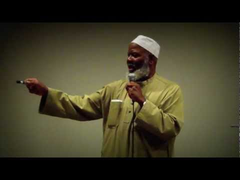 [Real Men: Role Models of the Muslim Ummah] ft. Imam Siraj Wahhaj