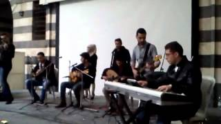 getlinkyoutube.com-Dancing violen - Shaghaf Band / الكمان الراقص - فرقة شغف