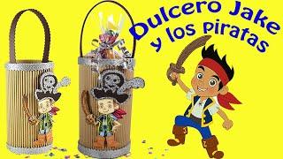 getlinkyoutube.com-Dulcero de Jake y los piratas del pais de Nunca Jamas | El Mundo de MyG