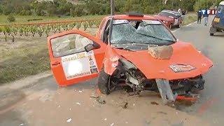 getlinkyoutube.com-Best of Rally Crash Compilation Onboard