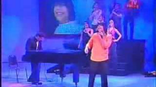 PAOLO RAMIREZ  - OH HAPPY DAY   TVN -  (ROJO FAMA CONTRA FAMA )