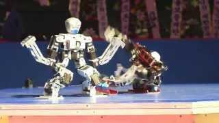 getlinkyoutube.com-[HD]World Fighting Robots _Final Match