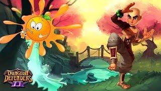 getlinkyoutube.com-Dungeon Defenders 2 700k DPS Monk Build!