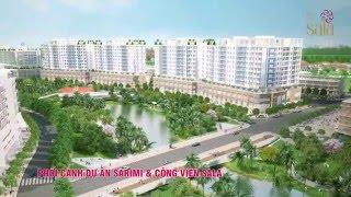[Tháng 3 - 2016] Tiến độ dự án Khu đô thị Sala