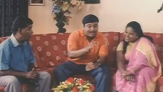 Funny Guys Comedy With Lady Producer || Haritha I Love You Romantic Movie Scenes