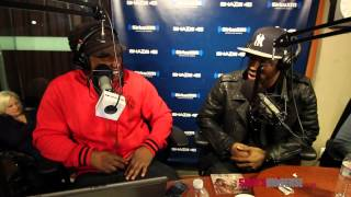 Serius Jones and Craig G Freestyle on #SwayInTheMorning