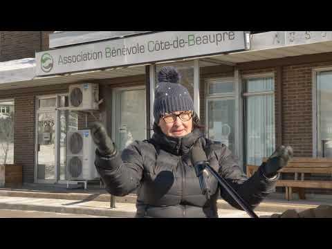 L'Association bénévole Côte-de-Beaupré offre son soutien à la campagne de vaccination