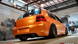 VW GOLF IV METALIC BRONZ DIPGARAGE.CZ + TOTALDIP.EU
