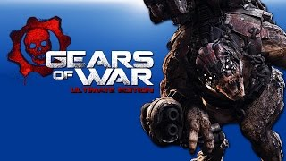 Gears Of War: Ultimate Edition Ep. 11 (Taking down the Brumak!!!!)