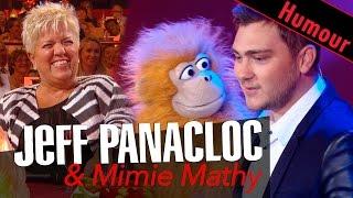 getlinkyoutube.com-Jeff Panacloc et Jean Marc Avec Mimie Mathy / Live dans le plus grand cabaret du monde