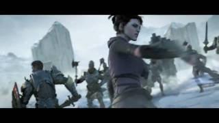 getlinkyoutube.com-Dragon Age Origins Sacred Ashes Final FULL HD Trailer