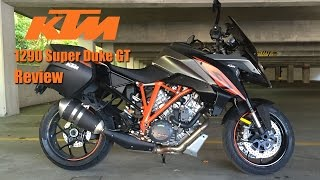 getlinkyoutube.com-KTM 1290 Super Duke GT Review