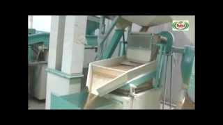 getlinkyoutube.com-Tulsi Atta Plant By Tulsi Agro Food Industries, Rajkot