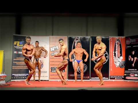 Campeonato Nacional Culturismo Clássico 2013 IFBB Portugal