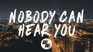 ALIUS   Nobody Can Hear You (Lyrics / Lyric Video) Feat. Ariela Jacobs
