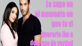 De Mi - Camila Con Letra [Mariano y Aurora]