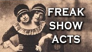 getlinkyoutube.com-Top 10 Freak Show Acts Of All Time