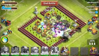 getlinkyoutube.com-كاستل كلاش Castle Clash - رووول مستحيل @_@