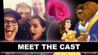 getlinkyoutube.com-Beauty and The Beast 2017 - Disney's Live Action Cast - Beyond The Trailer