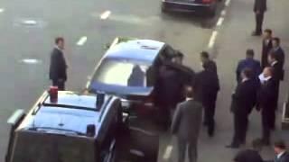 getlinkyoutube.com-Кортеж Путина - 15 брони-авто