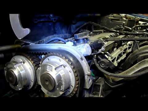Замена ремня ГРМ на Форд Фокус 2. Азбука Форд
