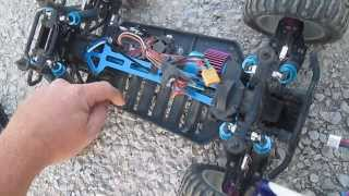 getlinkyoutube.com-Redcat Volcano EPX Pro Brushless ** LIPO POWERED**