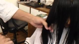 getlinkyoutube.com-New Disconnect Layers Haircut