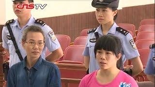 getlinkyoutube.com-中越两女毒贩因50公斤海洛因获死刑 / Female drug dealer became death penalty in Guangxi